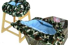 Shopping Cart Cover High Chair Cover