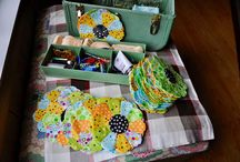 My Hand Pieced Quilts