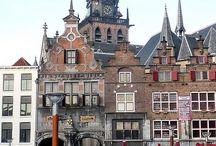 My city Nijmegen, Netherlands