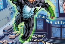 Official Art: Green Lantern (Kyle Rayner)