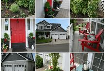 Creating Curb Appeal / Creating an inviting exterior for visitors and buyers.