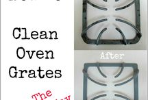 Cleaning Tips / Tips for getting things clean the all natural way.