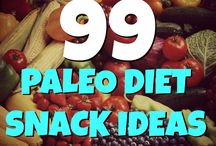 Paleo Recipes - Dinner/Lunch