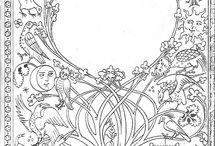 Patterns: Tree of life - Minták: életfa