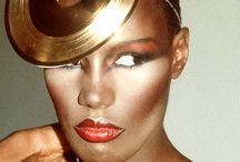 grace jones meets selena  / by LIFESTYLE REMIX with Rebecca Gitana