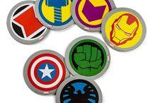 Vengadores/superheroes