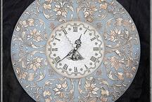 Reloj de Cerámica
