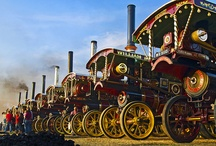 The Great Dorset Steam Fair!