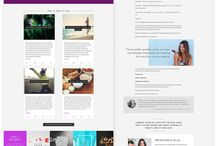 Fierce forward website / Pin fonts, typography, color palettes, and design inspiration