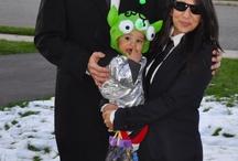 Alien costume / by Jane Rossi