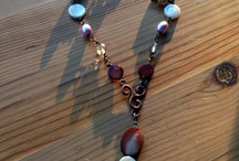 My own handmade jewels