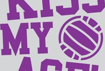 Its a Volleyball thing!!!<3 / by Alana Sundermann