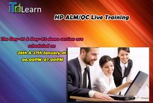 """HP ALM/QC Online Training Tutorials / A Chance to connect with experts in online live interactive Demo sessions on """"HP ALM/QC"""", scheduled at Jan 26th & Jan 27th @ 06.00PM-07.00PM PST. These sessions are going to reveal the most important concepts and best methods in HP, which will make you, stand in the current job market. So don't miss it! For further details, check http://www.itelearn.com/events/hp-alm-qc/"""