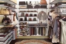 Interior Design: Closets