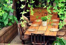 pergolas y terrazas