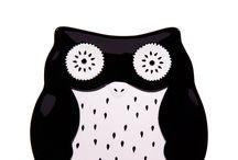 """""""Hoot, hoot"""" said Mr. Owl"""
