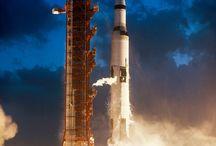 Space flight  / by Tim Denton