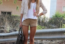 style - shorts / by Ilona Belous