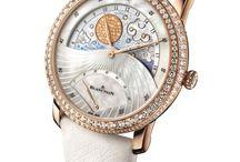 Blancpain / Marque de montres d'exception, Blancpain propose des modèles d'une grande finesse et d'une rare élégance.