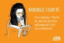 Pro milovníky knih... / ...všechno, co nás zaujalo!