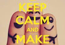 Keep calm frases