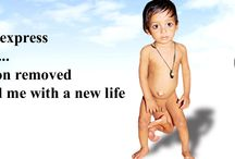 Narayan Seva Sansthan UK / Narayan Sewa Sansthan is a NGO established in 1985 by Dr. Kailash Agrawal 'Manav' to treat patients suffering from polio, cerebral palsy and serve the orthopedically handicapped and disabled.  Its one of the abroad branch has been open in United Kingdom.