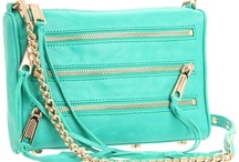 Handbags and Backpacks / by Angie Dietz