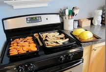 Cooking Tips, Helpful Hint and Time Savers