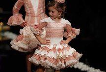 Flamenca niñas y niños