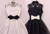 Dress ideas / For formal