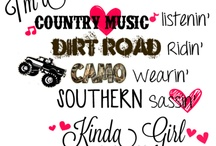 Southern state of mind! / by Terri Barker