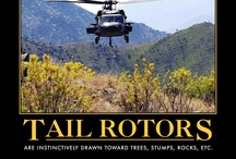 Helicopters (and other flying machines) / Aviation