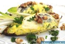 Recipes with gorgonzola
