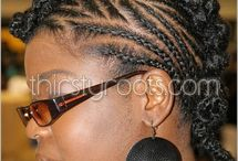 Braids Hairstyles / Black braids hairstyles and pictures of beautiful African American women. Crochet braids, Marley and Ghana topping the list.