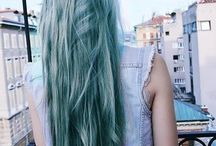 hair colors i wish...