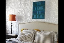 Awesome Design - bedroom / by Julia Johnson