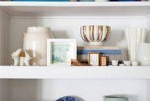Lovely Home: Shelf Staging