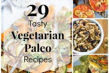 Healthy vegetarian recipes / All things grain-free, dairy-free & vegetarian! I include recipes with eggs and seafood, as this is a very crucial part to a healthy vegetarian's diet.