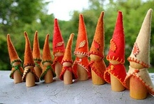 Gnomes & Fairies