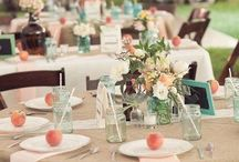 *table settings* / by Jami Hall