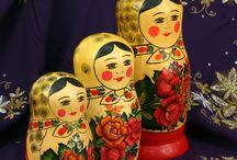 RUSSIAN VILLAGE / RUSSIAN DACHA