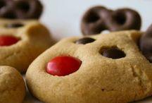 Kage, cookies og desserter