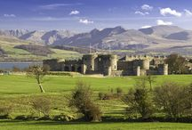 Wales Walking Vacations / From Anglesey Island, where William and Kate once lived, to castles and Snowdonia... where to walk on Wales in the UK