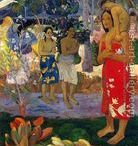 Paul Gauguin Paintings / Paul Gauguin Paintings + Art Replicas
