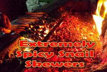 Eat Snails and This Happens to Your Body! Extreme Spicy Snail Food Street Recipe