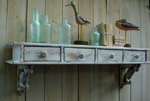 shelf / by Sydney Traylor