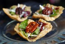 Salads & Dressings, Gluten Free / by BELLISH BOUTIQUE EVENTS - Custom Adornments for Weddings, Occasions & Home.