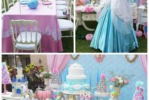 Kinder party ideas