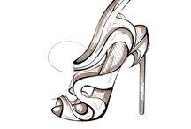 ayakkabı çizimleri