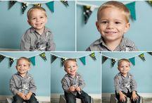 Children's Birthday Photo Ideas